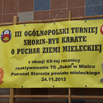 III Ogólnopolski Turniej Shorin Ryu Karate