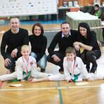 IV Noworoczny Turniej Shorin Ryu Karate Łódź 2011