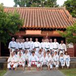Treningi na Okinawie - Japonia 2008