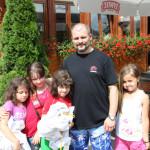 Obóz letni Rytro lipiec 2014 - czas na relaks