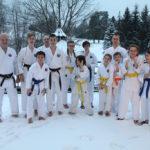 Zimowa akademia karate - Polańczyk 2016